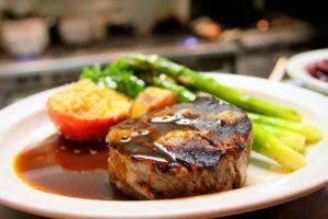 turkey meat a healthy dinner