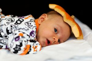 15 week old baby regression