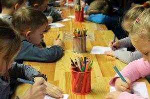 kindergarten age