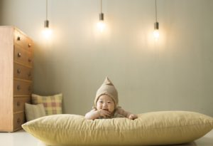 When do babies rollover