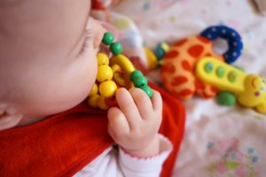 How to get a toddler to stop biting?