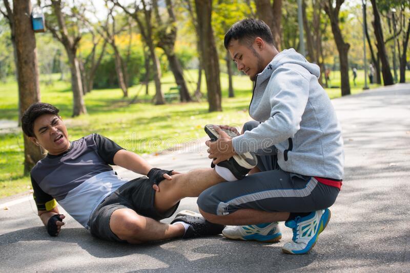 foot cramps in teens